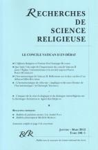LE CONCILE VATICAN II EN DÉBAT