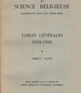 Anciens articles en accès libre