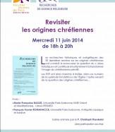 Soirée RSR au Centre Sèvres