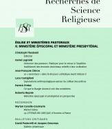 Église et ministères pastoraux II. Ministère Épiscopal et Ministère Presbytéral