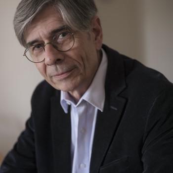 FRANÇOIS HARTOG, HISTORIEN, PARIS, LE 7 MARS 2019.